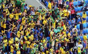 Brasileiro detido na Rússia durante jogo Brasil x Costa Rica