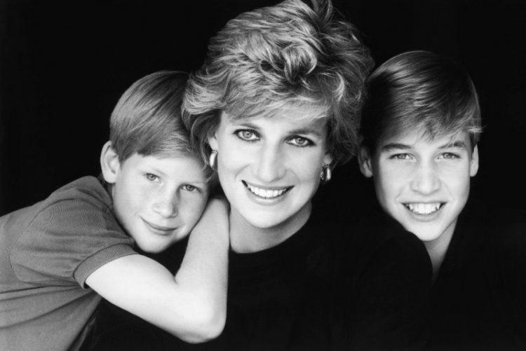 A forma carinhosa como Harry se refere à princesa Diana