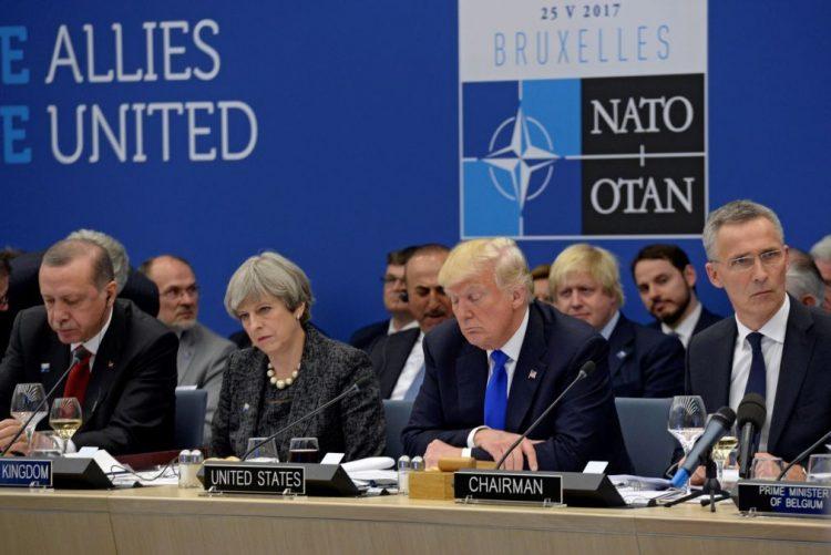 Trump critica falta de pagamentos dos países da NATO incluindo Portugal
