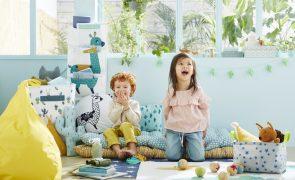 Propostas imperdíveis para decorar quartos de bebé e criança