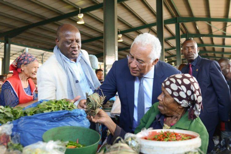 Costa alerta PME nacionais para oportunidades em Moçambique na agricultura e energia