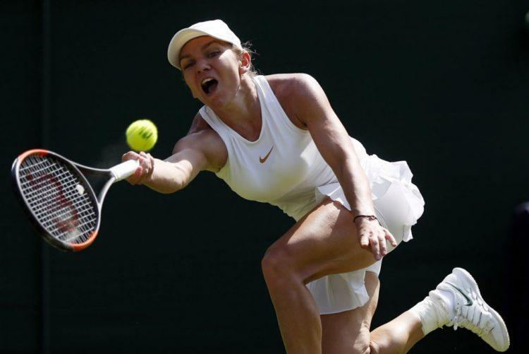 Simona Halep eliminada na terceira ronda de Wimbledon