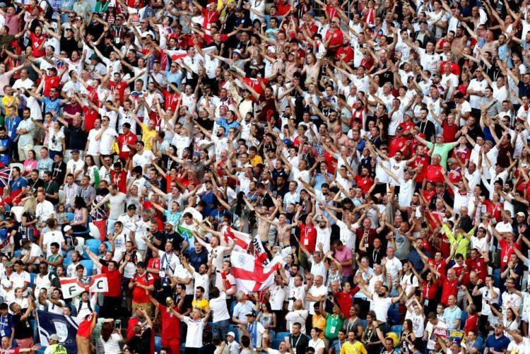Inglaterra apura-se pela terceira vez para as meias do Mundial