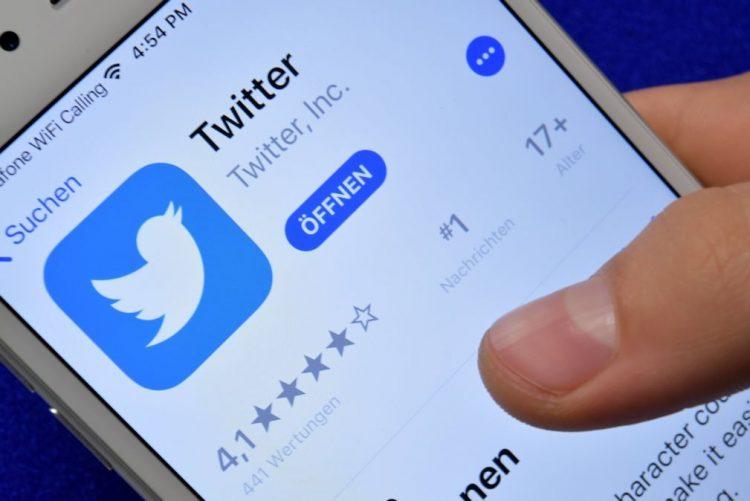 Rede social Twitter suspendeu em dois meses mais de 70 milhões de contas - imprensa