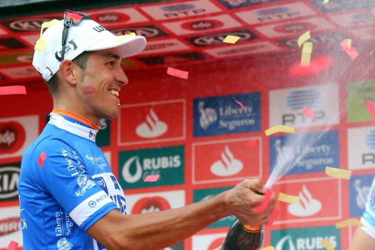 Amaro Antunes sobe ao quarto lugar na Volta a Sibiu em bicicleta