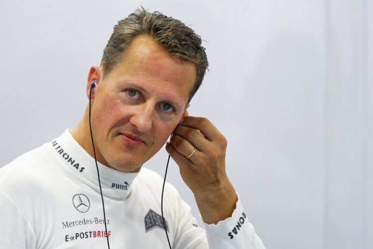 Estado clínico de Michael Schumacher vai continuar privado