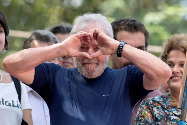 Juiz relator do processo mantém Lula da Silva na prisão