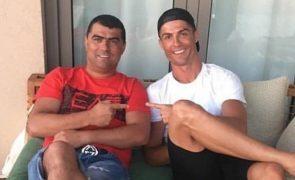 Pormenor comprometedor Foto revelada pelo irmão de Cristiano Ronaldo indica mais do que era suposto