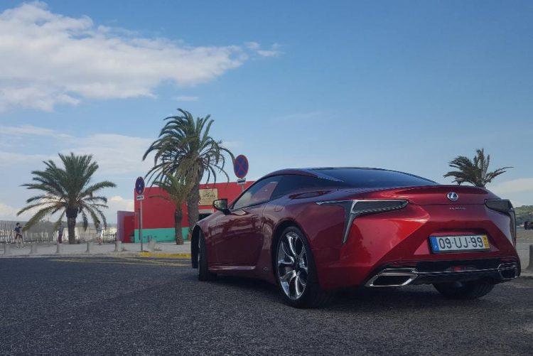 Lexus LC 500h – A imponência silenciosa