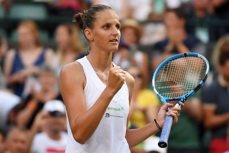 Wimbledon: Derrota de Pliskova deixa Wimbledon sem as primeiras 10 cabeças de série