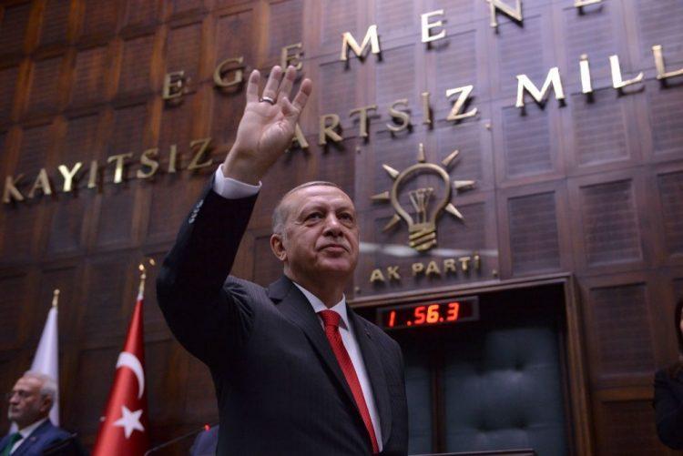 Erdogan toma posse como presidente da Turquia com plenos poderes executivos