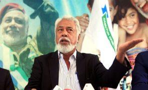 Xanana Gusmão ameaça PR timorense com destituição por bloqueio a membros do Governo