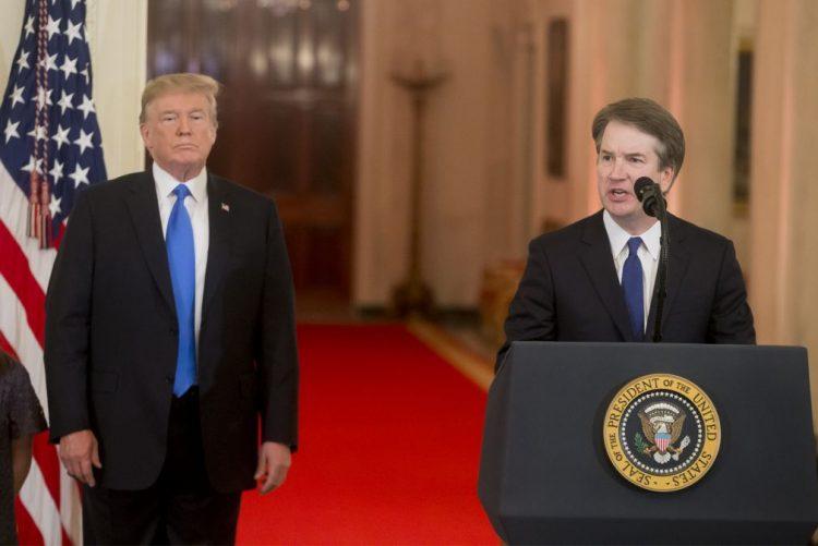 Donald Trump nomeia conservador Brett Kavanaugh juiz do Supremo Tribunal