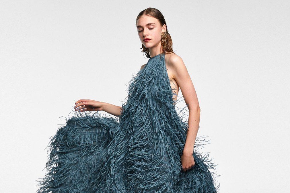 Usar Em Mais Vestido Para Incrível Da Zara O Casamentos Iewh29dy