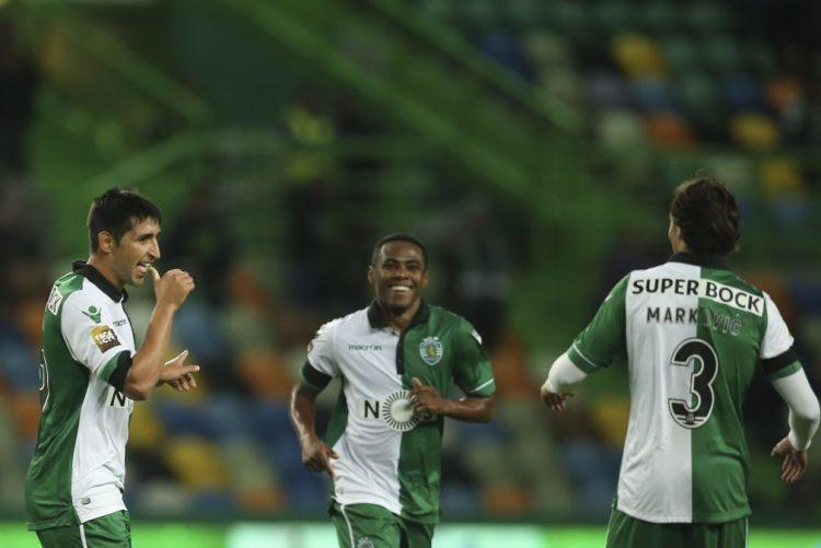 Sporting vence Arouca na Taça da Liga com golo de Alan Ruiz