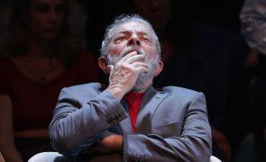 Lula da Silva reafirma que será candidato nas presidenciais do Brasil