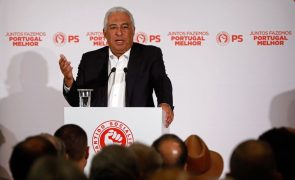 Costa avisa que portugueses não perdoariam se maioria de esquerda caísse já