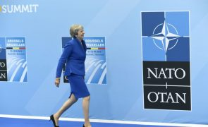 May vai enviar mais 440 soldados para a missão da NATO no Afeganistão
