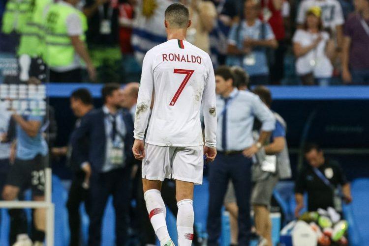 Chegada de Cristiano Ronaldo provoca uma greve em Itália