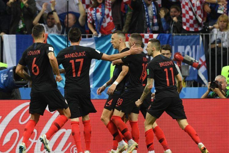 Croácia bate Inglaterra no prolongamento e assegura a sua primeira final