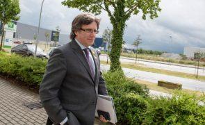 Puigdemont diz que a justiça alemã desmontou mentira de Madrid