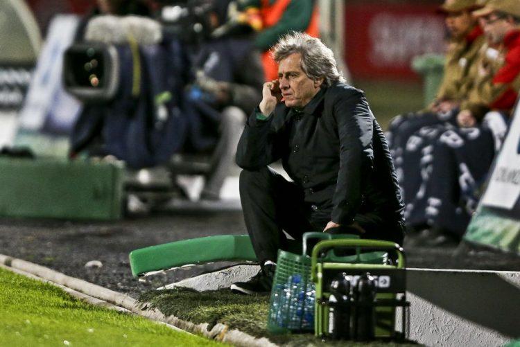 Jesus espera um Braga ainda com o futebol de Peseiro e a querer pontuar em Alvalade