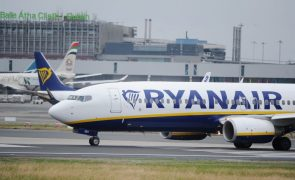 Sindicatos espanhóis entregam pré-aviso de greve na Ryanair para 25 e 26 de julho