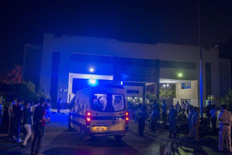 Explosão no Cairo causa pelo menos 12 feridos