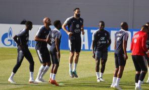 França favorita no 'ajuste de contas' da Croácia na final do Mundial