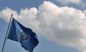 ONU preocupada com a
