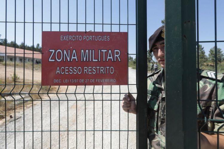 Ainda há explosivos de Tancos desaparecidos