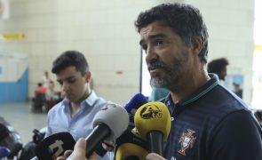 Hélio Sousa diz que Portugal vai à procura do