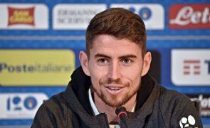 Jorginho no Chelsea por 56 milhões de euros