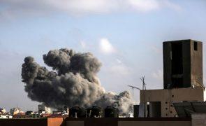 Hamas anuncia ter chegado a trégua para acabar com ataques israelitas sobre Gaza