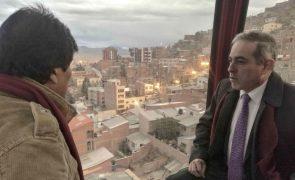 Bolívia estreia linha rápida no sistema mais extenso de teleféricos do mundo