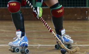 Portugal estreia-se no europeu de hóquei em patins com goleada a Andorra