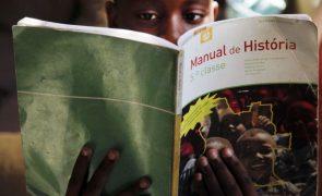 PR angolano autoriza mais 35 milhões de euros para manuais escolares em 2019