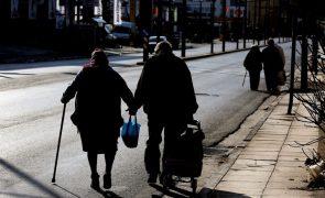 Estudo revela que população idosa portuguesa é pouco saudável