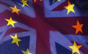Migração líquida de europeus no Reino Unido é a mais baixa desde 2013