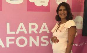 E o bebé de Lara Afonso e Paulo Fernandes é...