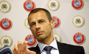 Presidente da UEFA diz que Europa