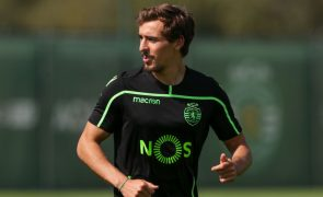 Sporting bateu suíços do Stade Lausanne 'sob a batuta' de Francisco Geraldes