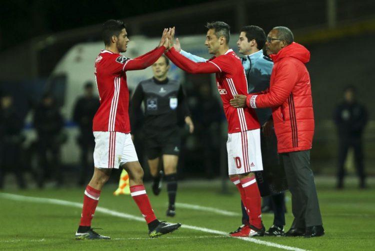 Jonas volta à competição pelo Benfica quatro meses depois
