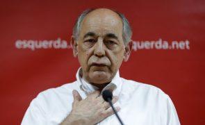 PEV manifesta pesar e recorda João Semedo como homem profundamente interventivo