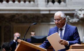 Costa expressa grande pesar e lembra João Semedo como combatente pela democracia e pelo SNS