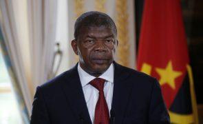 Presidente de Angola diz que
