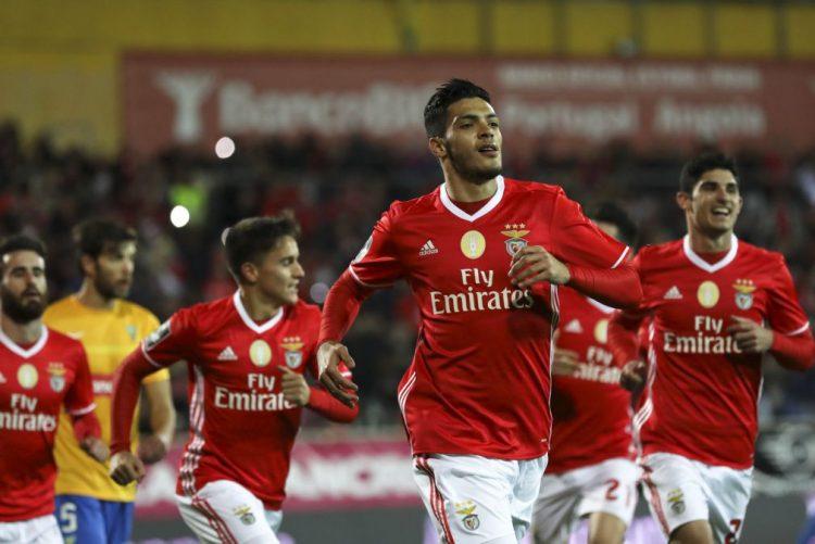 Benfica vence Estoril-Praia e retoma vantagem de quatro pontos no topo da I Liga