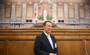 Política do Governo de Sócrates visou salvaguarda do interesse estratégico nacional, diz Pinho