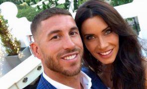 Temos casamento! Sergio Ramos, capitão do Real Madrid, pediu Pilar Rubio em casamento