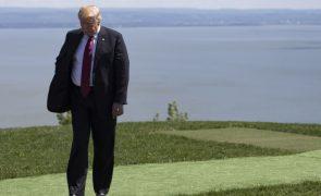 «Muitas coisas positivas virão» da cimeira com Putin, diz Donald Trump